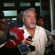 Non-bailable warrant issued against Vijay Mallya by Mumbai court for money laundering