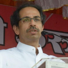 Narendra Modi is roaming the world as a mascot of peace while India reels from violence: Shiv Sena