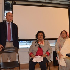 Why Partition survivors in the US believe it's vital to keep talking about the trauma of 1947
