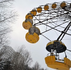 From fiction to gallows humour: How Chernobyl survivors are coping with trauma 30 years later