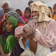 Falling fertility rate and growing life expectancy are contributing to an ageing India