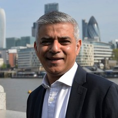 Should Sadiq Khan's faith matter?