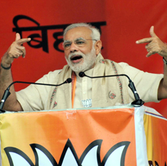With a speech every 45.6 hours, has Modi exhausted his talk-time?
