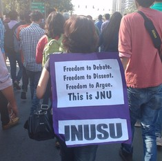 'Those who sought to defame and tarnish JNU tend to live in an echo chamber'