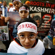 Should Kashmiri Pandits be resettled in special townships in the Valley?