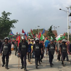 Why Nepal's ethnic minorities have restarted their protest against the Constitution
