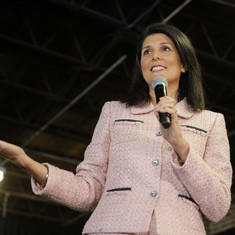 Need to know someone in the government to do business in India, says US Governor Nikki Haley