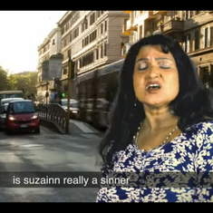 Going viral: Jacintha Morris tells the real story behind her song 'Is Suzann A Sinner'