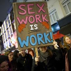 Should prostitution be decriminalised?