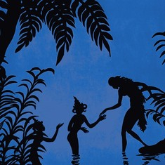 Watch the making of the Google doodle tribute to animator Lotte Reiniger