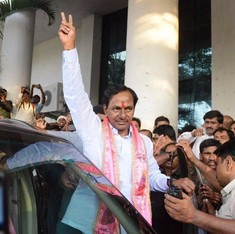 How KCR is wiping out both the Congress and Telugu Desam Party from Telangana