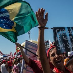 How did Brazil go from rising BRIC to sinking ship?