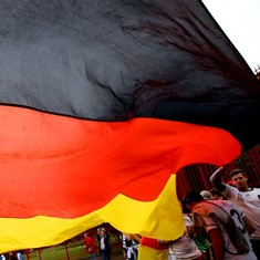 How football, millennials and migrants are getting Germany to love its flag again