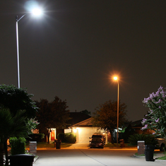 What's wrong with white LED streetlights?