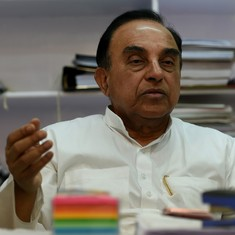 Subramanian Swamy twists facts on Arvind Subramanian's testimony to US Congress