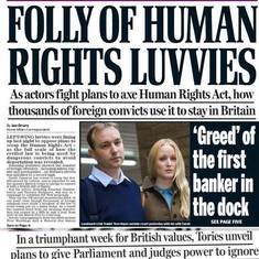 After Brexit, the next targets: Human rights and refugees in Britain