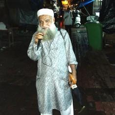 For 18 years, this man has been waking Mumbaikars up at Ramzan dawn