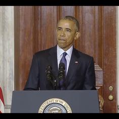 'What exactly would...[it]...accomplish?' Barack Obama explains why he doesn't say 'radical Islam'.