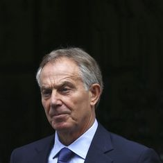 Chilcot report: Tony Blair joined Iraq invasion in 2003 before 'peaceful options' were exhausted