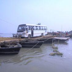 Why many of Bihar's bridges are under threat