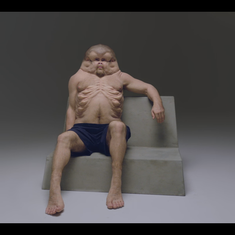 If humans evolved to survive car accidents, what would they look like? This video has an answer