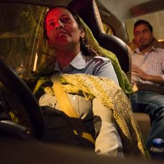 Photos: The story of Shanno Begum, the first female Uber driver in Delhi