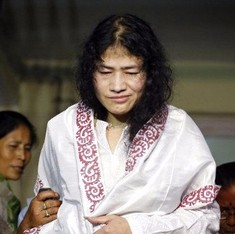 'There is no sense in dialogue, I want a repeal:' Watch Irom Sharmila, real life (and theatre) hero