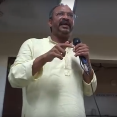 How Bezwada Wilson is working to get India to end the practice of Dalits cleaning human excreta