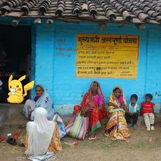 Could the virtual world of Pokémon Go be used to help rich Indians see real struggles of the poor?