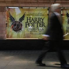 Ginny's niece looks forward to the launch of 'Harry Potter and the Cursed Child in India'