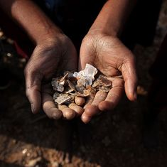 Behind the healthy exports from India's illegal mica mines, the toil of 20,000 child workers