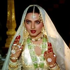 How Asha Bhosle arrived on the ghazal scene with 'Umrao Jaan'