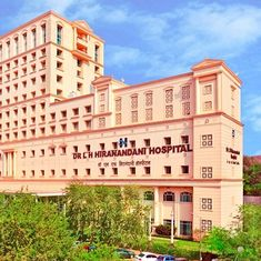 Five doctors from Mumbai's LH Hiranandani Hospital arrested in connection with a kidney racket