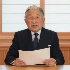An ageing emperor steps down – and leaves Japan at an awkward crossroads