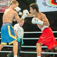Olympics: Shiva Thapa loses to Cuba's Robeisy Ramirez in first round of men's Bantamweight boxing