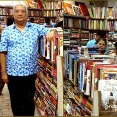 Remembering Anil Arora, whose Delhi bookshop Bookworm lives on in every book-lover