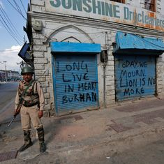 Even if an all-party Parliamentary team does visit Kashmir, it won't have anyone to talk to