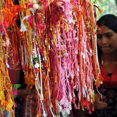 After making rakhis for nine years, this teenager sees Rakshabandhan very differently