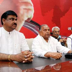 Dynastic battles: The Samajwadi Party looks like a party at war with itself