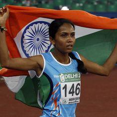 Indian marathon runner Kavita Raut seems to contradict compatriot's version about callous officials