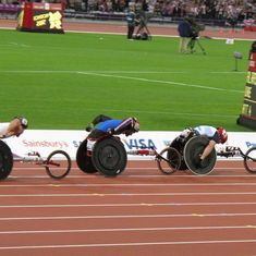 New motto for the Rio Paralympics: Faster, Higher … Broker?