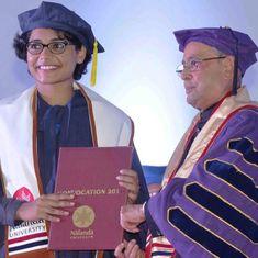 Full text: Universities must be the bastions of free speech, says President Pranab Mukherjee