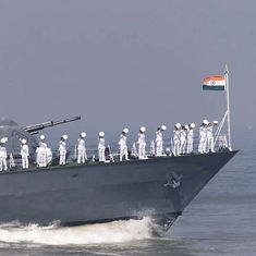 As China wades into Indian Ocean, India works to solidify its position over the waters