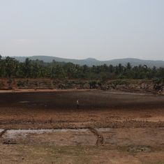 Behind Karnataka's anger over sharing Cauvery water: Rainfall deficit in 90% of the state