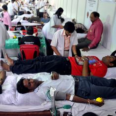 Nobody will guarantee that blood transfusion is 100% safe: NACO official