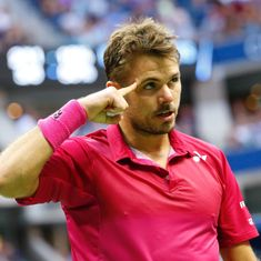 He's not Roger: The dismantling of Djokovic is proof that Stan is very much his own man