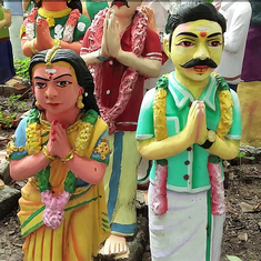 When wishes come true: Devotees at this Tamil Nadu temple give thanks by building cement figurines