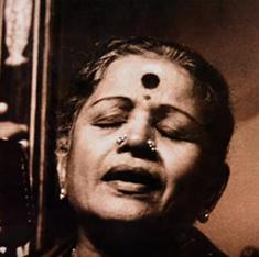 Hoshang Merchant wrote his first ever poem after listening to MS Subbulakshmi