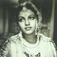 The making of MS Subbulakshmi's 'Meera', her final and finest film