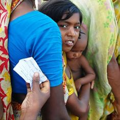 India is enrolling infants and children in Aadhaar – but what about their consent?